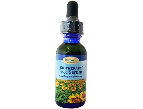 Herbaria Biotherapy™ Face Serum all natural, nourishing and rejuvenating 1oz