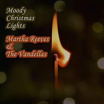 Moody Christmas Lights
