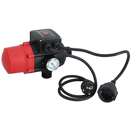 Rouku Interruptor automático de presión de la Bomba Interruptor electrónico de la Bomba de Agua Controlador de Refuerzo automático Controlador de presión de la Bomba de Agua