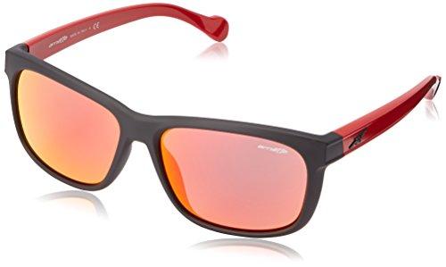 Arnette 0AN4196 22426Q 59 gafas de sol, Negro difuminado, Unisex-Adulto