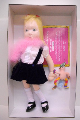 Madame Alexander The Classic Eloise Collection HSN 18' Coth Doll with Sabine