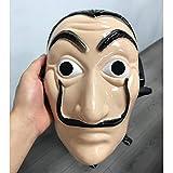 Zoom IMG-1 lsdnlx maschera cosplay money heist