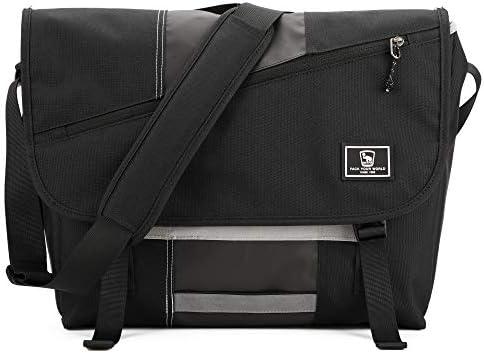 OIWAS Laptop Messenger Bag for Men Teens 15 6 Inch Satchel Briefcase Crossbody Shoulder Waterproof product image