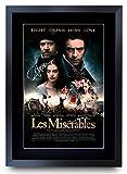 HWC Trading Poster mit Autogramm von Les Miserables, The