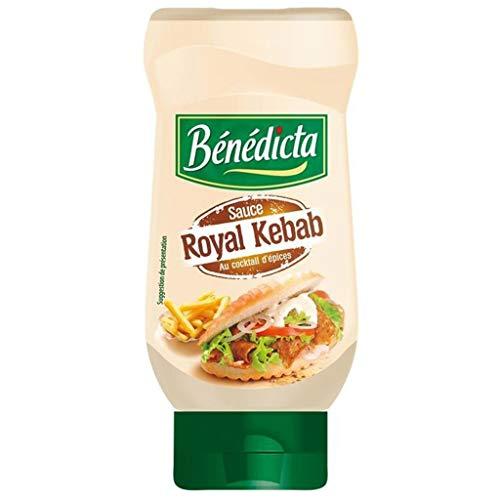 Benedicta © nA © bã Dicta Königlichen Kebab Sauce Bei Cocktail Dâ € ™ Gewürze 420G (6er-Set)