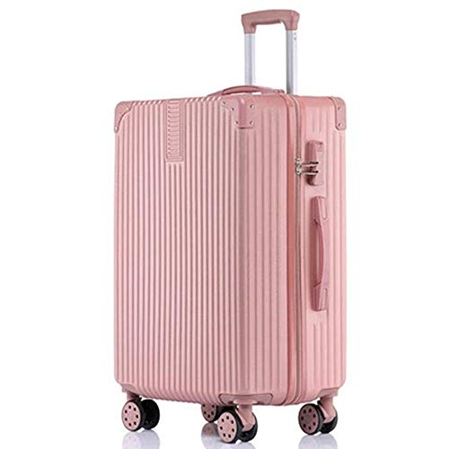 XIANGSHAN Trolley Case - Fashion PC Material Trolley Case Stylish and Durable Travel Trolley Case/Waterproof Anti-theft Luggage Box / 34 Inches / 67 * 44 * 27cm