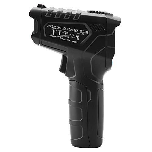Infrarot Thermometer, Wal-Front, MESTEK IR01D, Digitales Infrarot Thermometer Mit Großem LCD-Bildschirm, Erkannt von -50~380 ℃