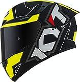KYT TT Course Electron Casco