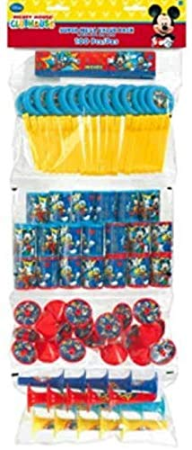 Amscan DisneyMickey Mouse Party Supplies   Party Favor   Pack of 100