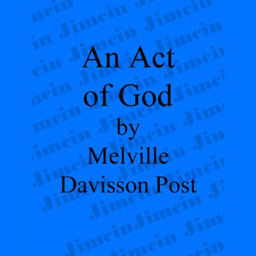 An Act of God cover art