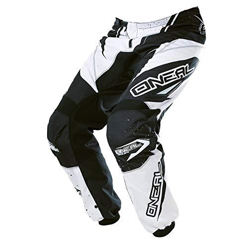 O'neal Element MX DH MTB Pant Hose lang Racewear weiß/schwarz 2017 Oneal: Größe: 32 (48)