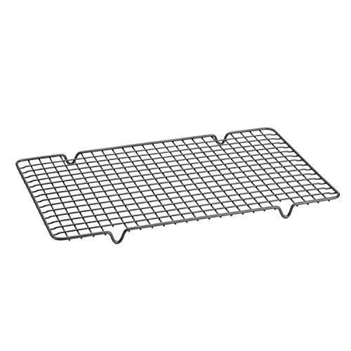 Anolon Advanced Nonstick Bakeware Cooling Grid / Baking Rack - 10 Inch x 16 Inch, Gray