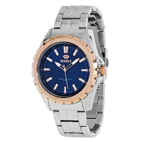 Ref. B54057/3 Reloj Marea Caballero, caja y brazalete de...