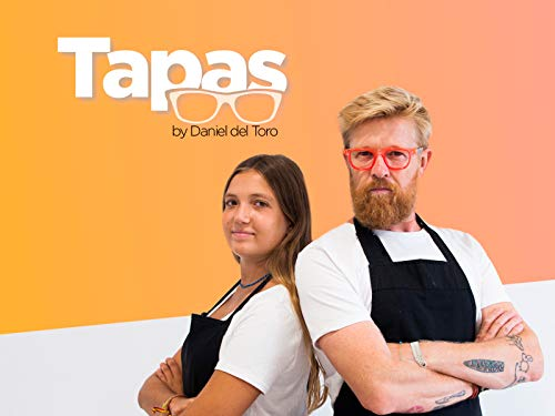 Tapas, by Dani del Toro
