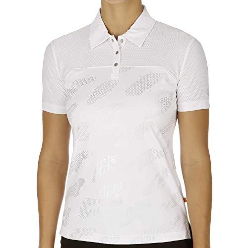 Limited Sports Oberbekleidung Polo Camiseta Pia Blanco Blanco Talla:36