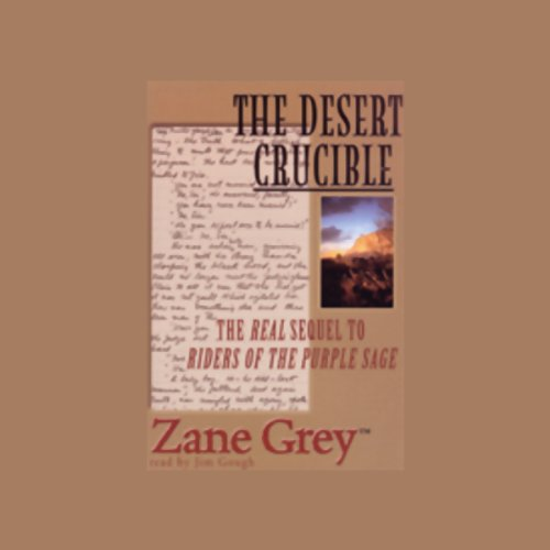 The Desert Crucible  Audiolibri