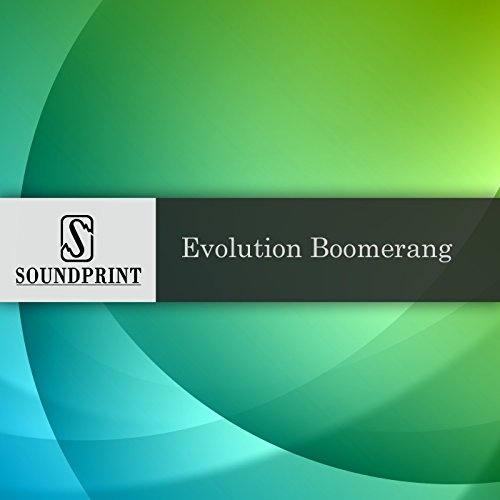 Evolution Boomerang audiobook cover art