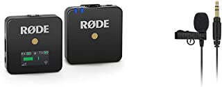 Rode Microphones Wireless Go Compact Mikrofonsystem kabellos + Rode Microphones Lavalier GO Professionelles tragbares Mikr...