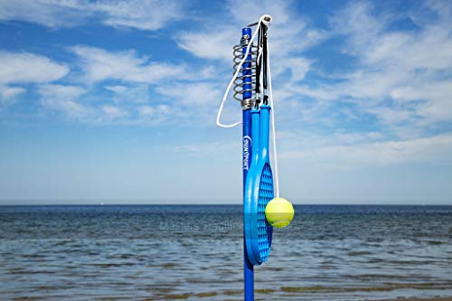 Sunsport Tether Ball - Blue, N/A, one siz