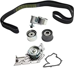 Timing Belt Kit for A6 / A6 Quattro 02-04 / A4 / A4 Quattro 02-05 With Water Pump 6 Cyl 3.0L Eng.