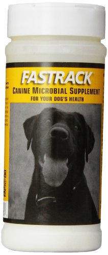 Top 10 best selling list for conklin fastrack canine microbial supplement for dogs 300gm