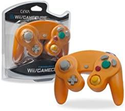 Video Game Accessories Brand New Controller for Nintendo GameCube or Wii -- ORANGE SPICE