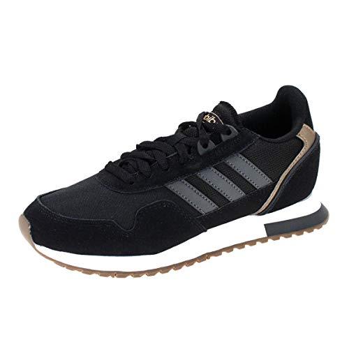 adidas 8K 2020, Zapatillas Mujer, NEGBÁS/GRISEI/COBMET, 39 1/3 EU