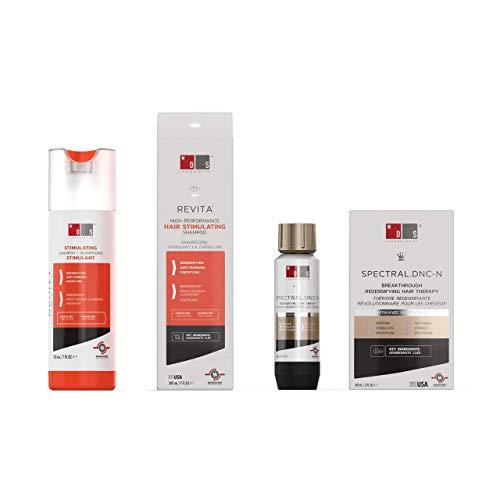 Revita Shampoo met biotine, cafeïne en haargroeistimulerende ingrediënten, helpt DHT te blokkeren met DNC-N Nanoxidil 5% haargroei behandeling