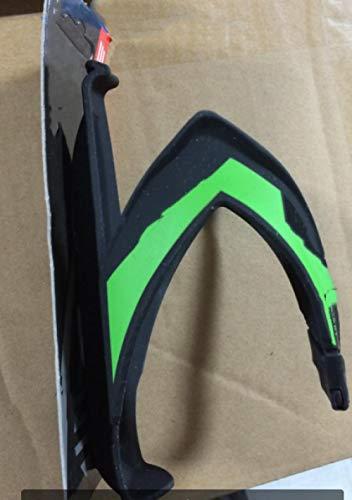 Portabicchieri portaborraccia bici da strada mountain bike portabicchieri super leggero-verde opaco nero personalizzato