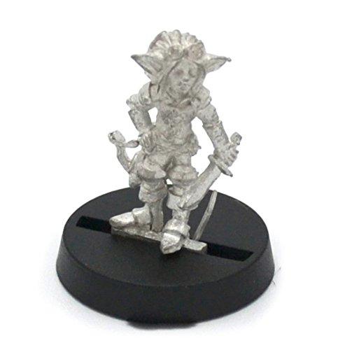 Stonehaven Miniatures gnom ummantelte Figur miniaturfigur für 28mm tischplatte Wargames