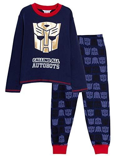TRANSFORMERS Juego de pijama para niños...