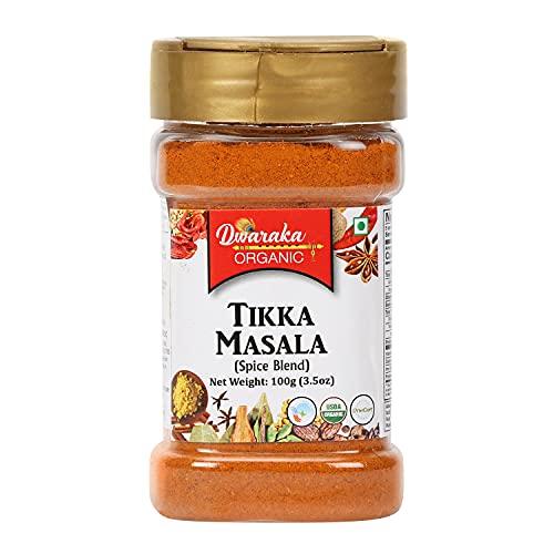 Dwaraka Organic - Tikka Masala, 3.5oz, Healthy,...