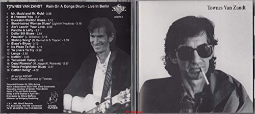 Rain On A Conga Drum - Live in Berlin (1991) Silenz Records