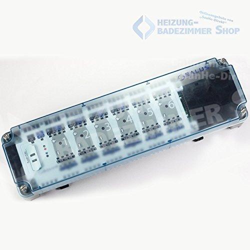Salus Regelklemmleiste KL 06 für Stellantrieb (230V Regelklemmleiste)