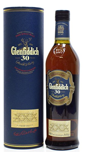 Glenfiddich - Pure Single Malt - 30 year old Whisky