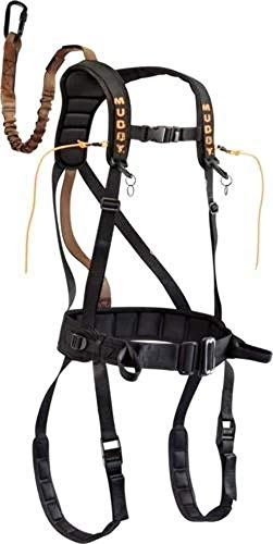 Muddy Safeguard Harness, Large, Black