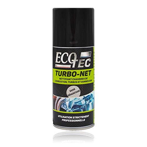 EcoTec - Spray limpiador de válvulas EGR y turbo para diésel o gasolina Turbo-Net