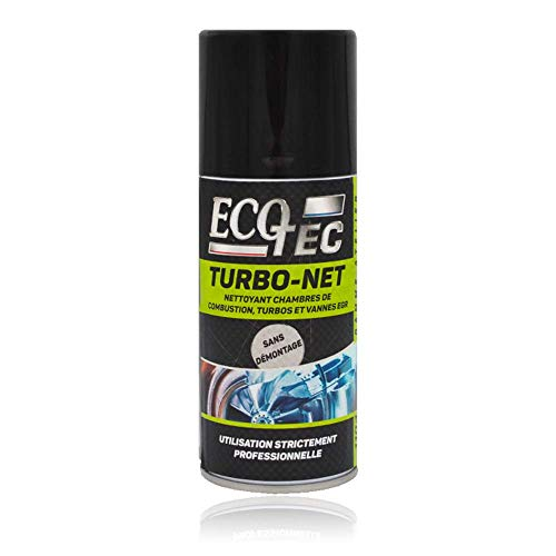 Turbo Net - Nettoyant chambres/turbos/vannes EGR - 1104