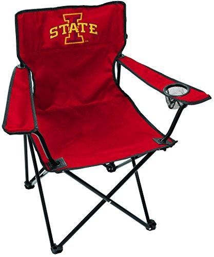 Rawlings NCAA Unisex NCAA Game Changer Stuhl, Unisex, LP0056, schwarz, Adult
