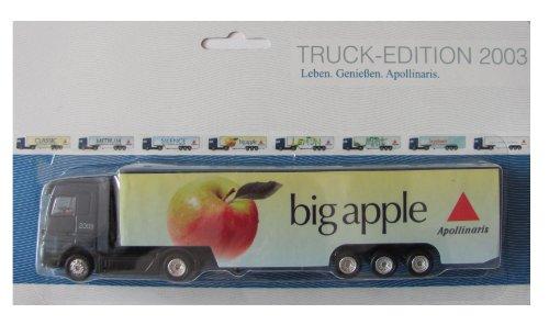Apollinaris Nr.08 - Big Apple - Edition 2003 - MB Actros - Sattelzug
