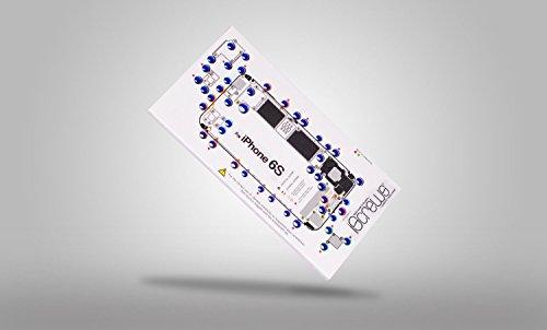 DottorPod iScrews 6s, vis pour Carte Compatible avec iPhone 6s. pour Placer Toutes Les vis dans la Position correcte après Le processus de réparation