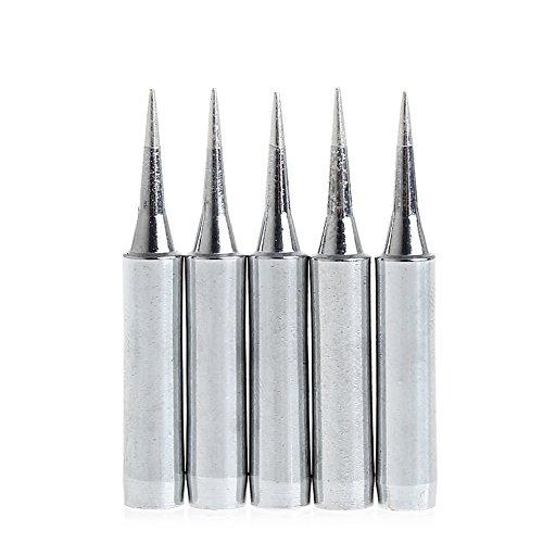 siwetg 5 herramientas de soldadura de plomo ee de repuesto Solron Tips...