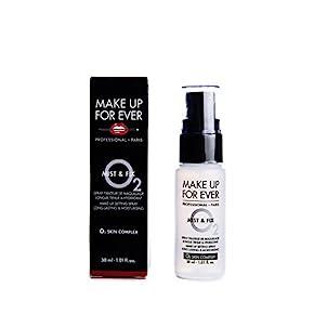 MAKE UP FOR EVER Mist & Fix Make-Up Setting Spray 1.01 fl. oz. Travel Size