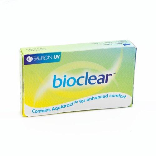 Sauflon Kontaktlinsen Bioclear Toric - 6er Box (+3,75 -0,75x70)