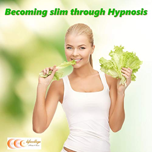 Becoming Slim Through Hypnosis audiobook cover art