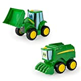 John Deere Farming Friends Kids Toy Set (Pack of 2)