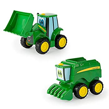 John Deere Farming Friends Kids Toy Set  Pack of 2