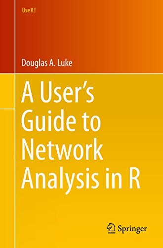 A User's Guide to Network Analysis in R (Use R!) (English Edition)
