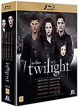 Twilight, La Saga - l'Intégrale - Coffret Blu-Ray
