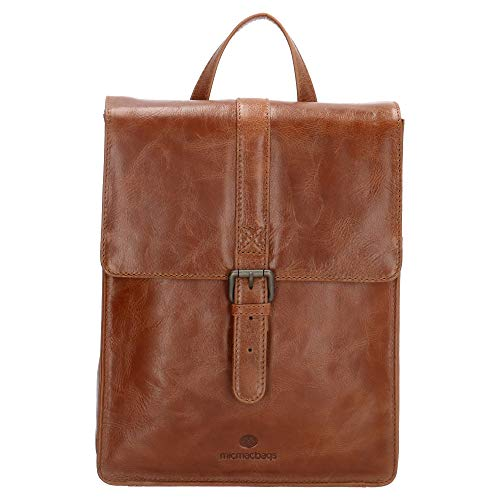 Micmacbags Porto Brown Rugzak 18058006